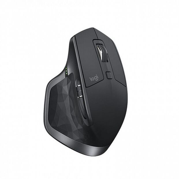 Xiaomi Logitech MX Master 2S Wireless Bluetooth Mouse (Black)