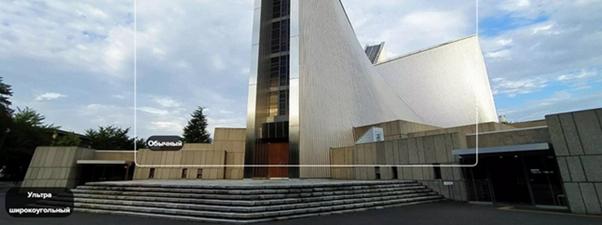 Пример широкоугольного фото на Редми Ноут 8Т